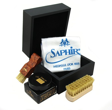 Saphir jewellery box / ecrin