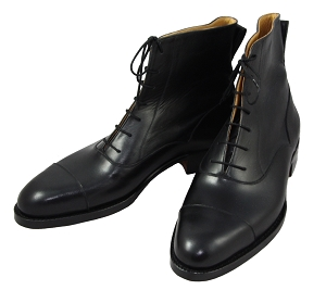 Vass Shoes Oxford Boots - Size 42