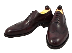 Vass Shoes Austerity Brogue - Size 41
