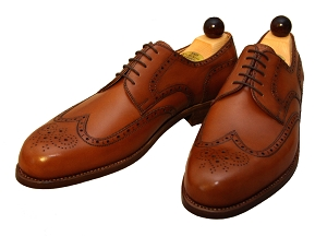 Vass Shoes 1011 - Antic Cognac