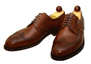 Vass Shoes 1011 - 6319 Cognac