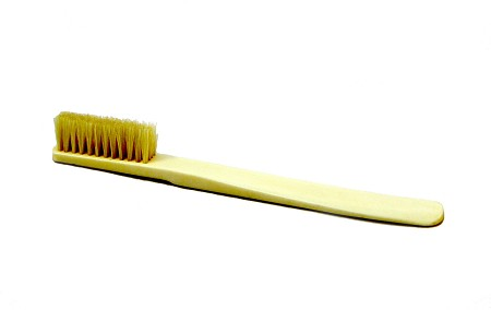 Abbeyhorn bone shoe brush - small