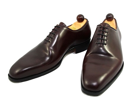 Vass Shoes - 5058 - No. 8 Shell Cordovan - Size 45.5